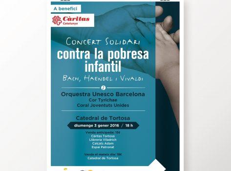 caritas-tortosa poster