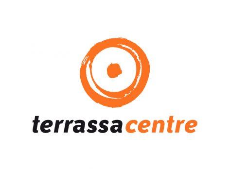 terrassa centre imatge corporativa logotip