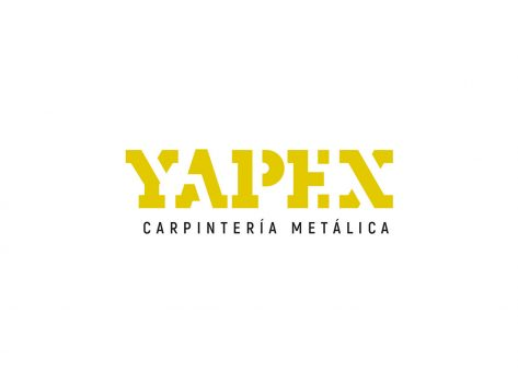 logotip Yapex carpintería metálica Barcelona